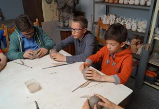 Workshop Handige Harry, de uil
